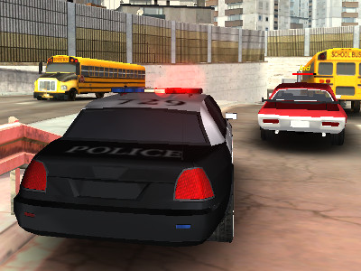 Police vs Thief: Hot Pursuit online game