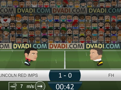 Football Heads: Champions League 2016/2017  online game