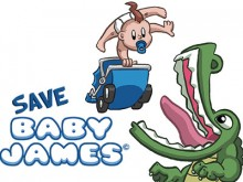 Save Baby James online game