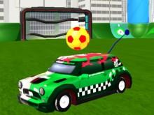 Soccer Cars juego en línea