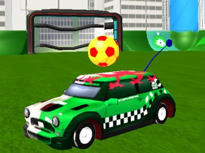 Soccer Cars – Online Game | Gameflare com