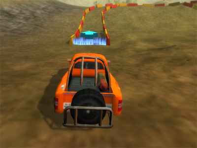 4x4 Off-roading online game