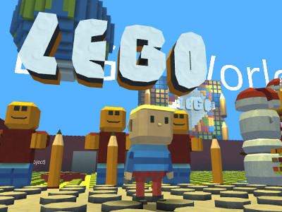 Kogama: LEGO World™ online game
