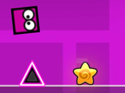 Geometry Neon Dash juego en línea