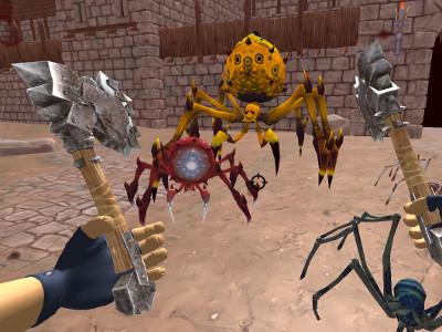 TTMA Arena game online hra