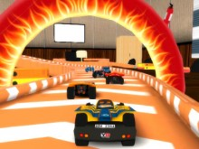 Burning Wheels Showdown online game