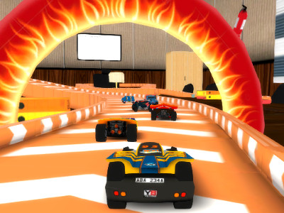 Burning Wheels Showdown online hra