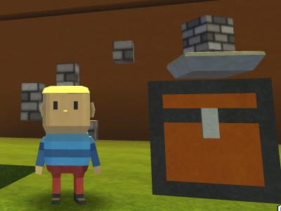 Kogama: Skyland online game