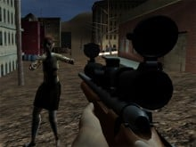 Valley Gun Zombies online game
