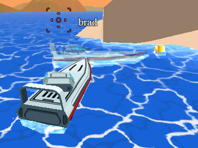Speedboats.io online game