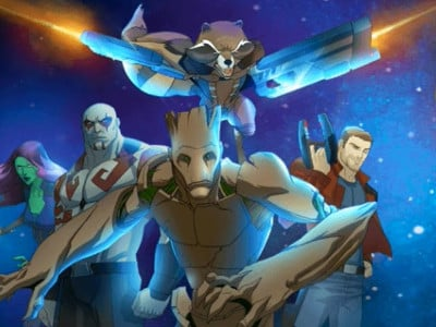 Guardians of the Galaxy: Galactic Run online hra