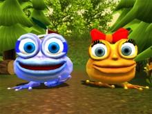 Froggie Jump online hra