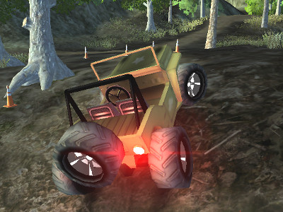 Offroad Parking online game