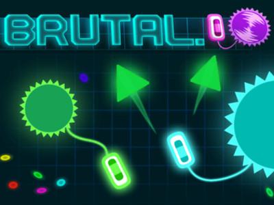 Brutal.io online game