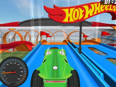 Hot Wheels: Track Builder online game