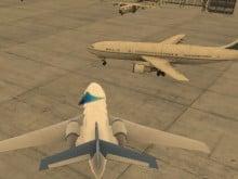 Airplane Parking online hra