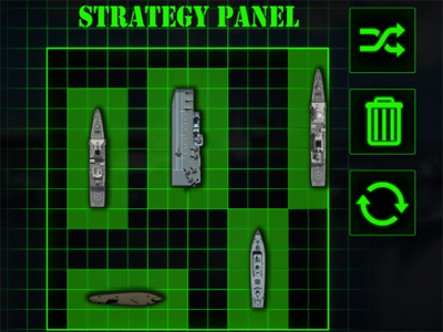 Battleship War online hra