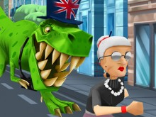 Angry Gran Run London online game