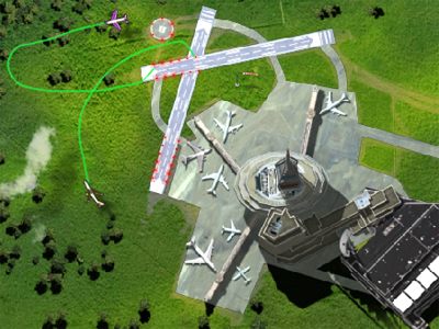 Air Traffic Chief online game