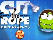 Cut The Rope Experiments online hra