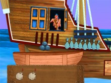 Top Shootout: The Pirate Ship online game