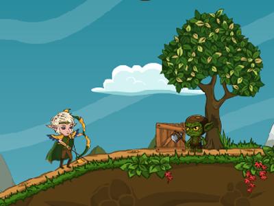 Brave Elf online hra