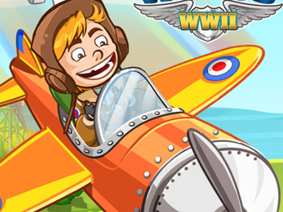 Pocket Wings WW2 online game
