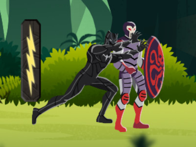 Black Panther: Jungle Pursuit online hra