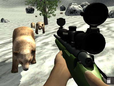 Bear Hunter online game