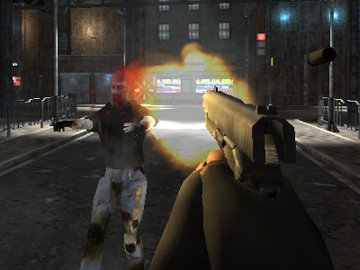 Rise of the Zombies 2 online game