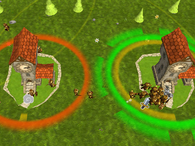 Battles of Sorogh online game
