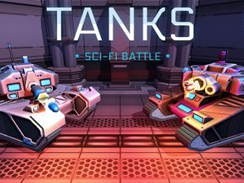 TANKS: Sci-Fi Battle online hra