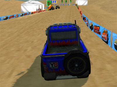 Desert Storm Racing online hra