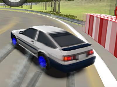 Extreme Drift online hra