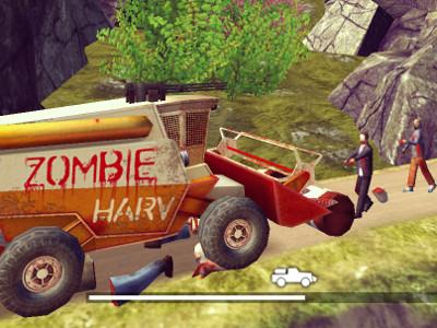 Zombie Derby 2 online hra