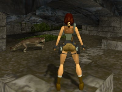 Tomb Raider - Open Lara online game