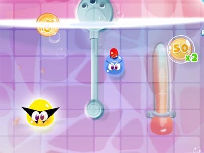 Aqua Thief online hra