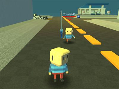 Kogama: GTA 5 Online online game