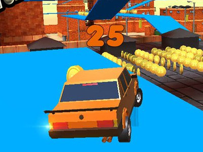 Toy Car Simulator online hra