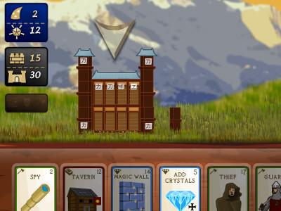 Castle Wars 3 online hra
