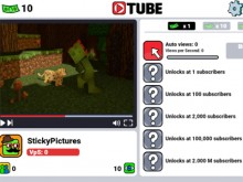 Tube Clicker online game
