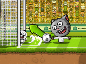 Puppet Soccer Zoo online game