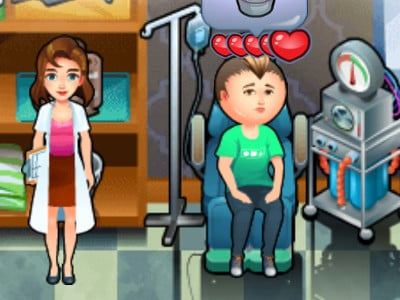 The Doctor Hospital online game