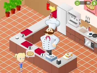Diner Chef 4 online game