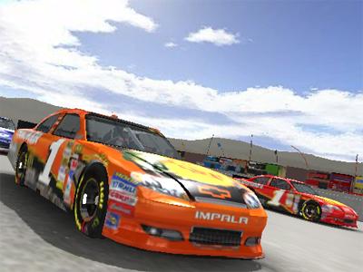 NASCAR Racing online hra