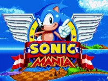 Sonic Mania Edition online hra