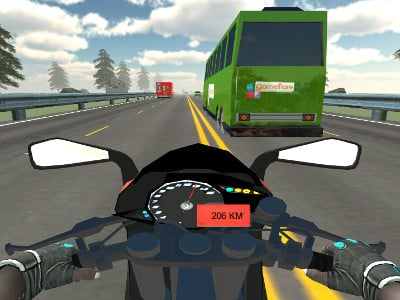 Bike Ride online hra