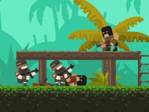 Anti-Terrorist Rush oнлайн-игра