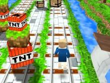Miner Run online hra