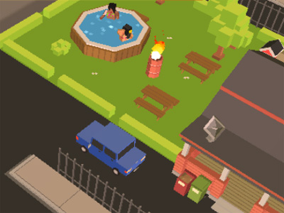 Road Rush Racer online game